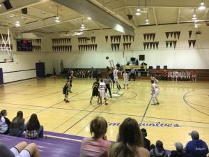 Cap Basketball Ft Bragg 2015
