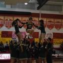 Cheer Halftime at Mills
