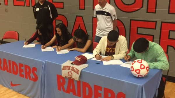 Soccer Signing 2