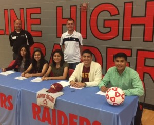 Soccer signing 3