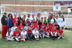 1st Annual Lady Raider Soccer Alumni Game