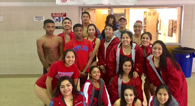 Swimming District Meet