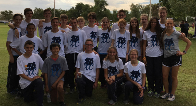 Deer Valley Cross Country Summer Camp