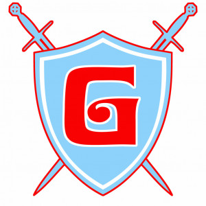 Ganesha Color Crest Icon 5x5