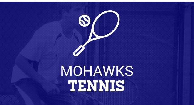 Jr. High Tennis Sweeps Morristown