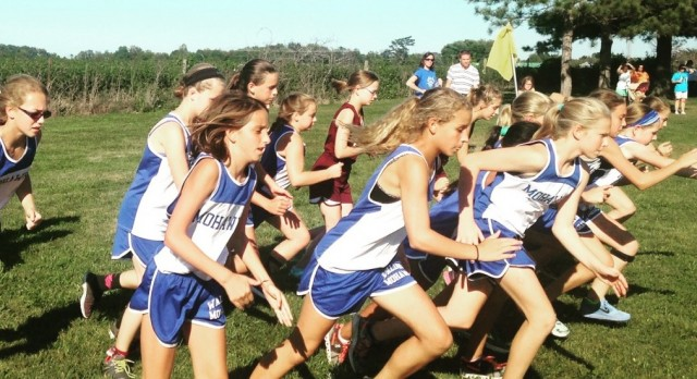 Jr. High Cross Country Wins at South Decatur