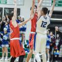 Boys Basketball Shelby County Tourney vs. Southwestern 1/6/17