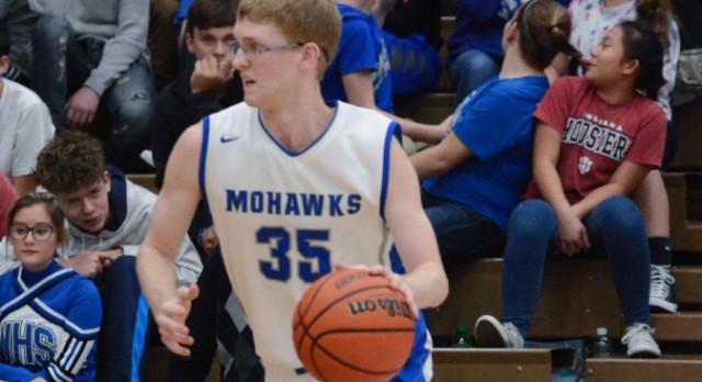 Waldron High School Boys Varsity Basketball falls to South Ripley High School 67-45