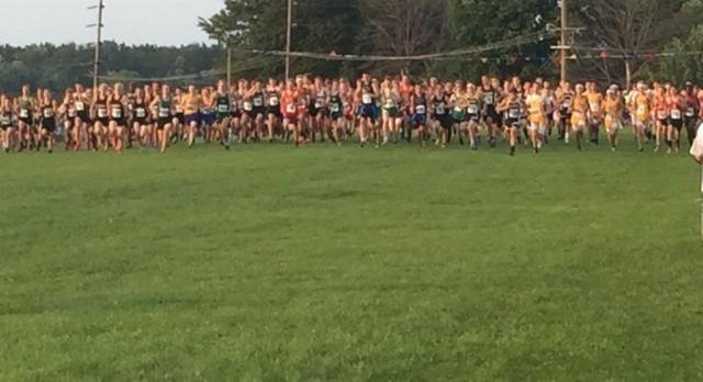 Lady Raider XC Team Competes at Rushville