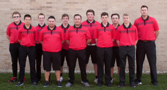 Raider Golf Loses to Blackford