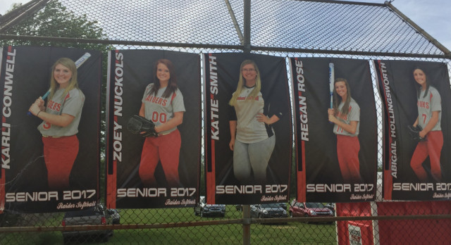 Congrats WHS Softball Seniors