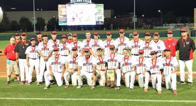 Congratulations Raider Baseball