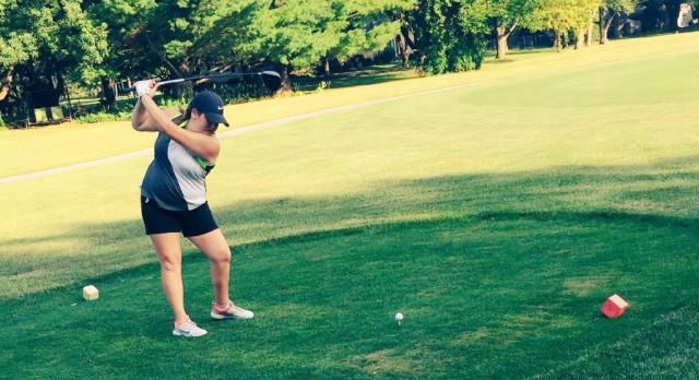 Girls Golf Wins 3 Way @ the Elks; Snider Medalist