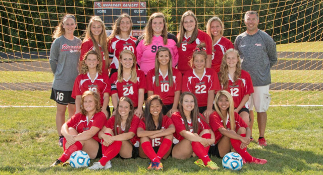 Girls Soccer Ends Season at Knightstown