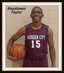 Keyshawn Taylor