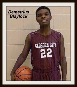Demetrius Blaylock