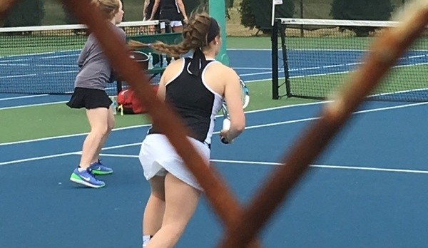 Gadsden City Tennis splits with Westbrook