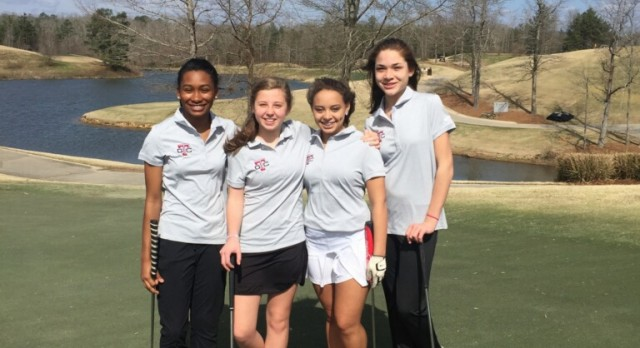 Haley James does it again for Titan Golf