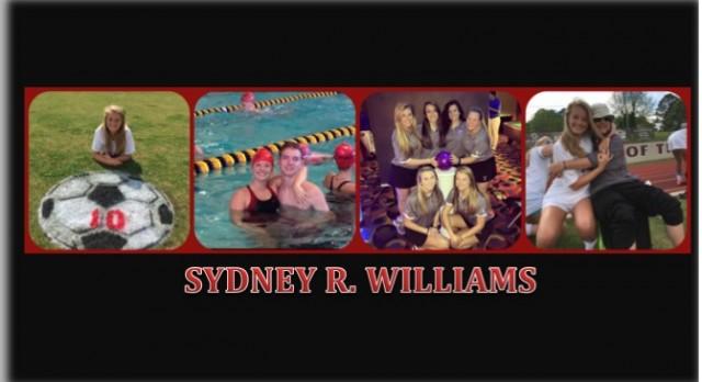 "SYDNEY WILLIAMS IS OUR FEMALE TITAN ""SPOTLIGHT"" ATHLETE OF THE WEEK"