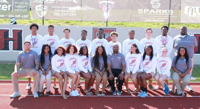 Titan Track headed to Gulf Shores for STATE MEET