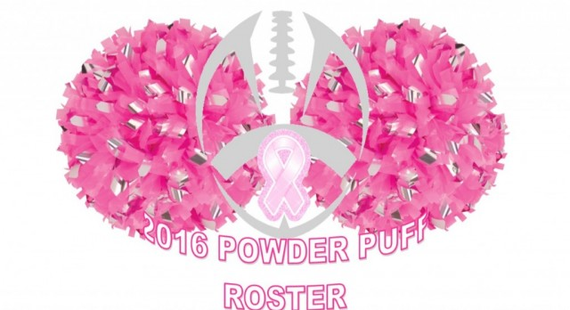 2016 POWDER PUFF GAME ROSTERS