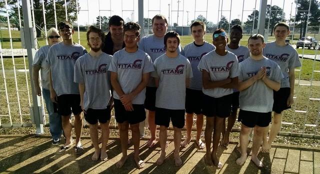 Special Olympics Swim