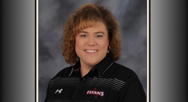 Coach Alison Correll named new Titan Cheer Coach