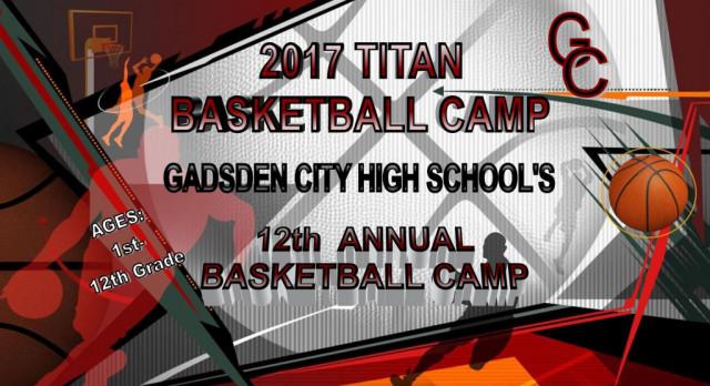 12th Annual Titan Basketball Camp