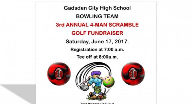 Titan Bowling hosting Golf Tournament