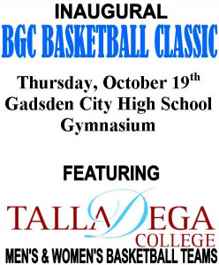 BGC Basketball Classic Tickets (2)