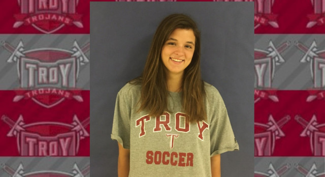 Hill commits to Troy University
