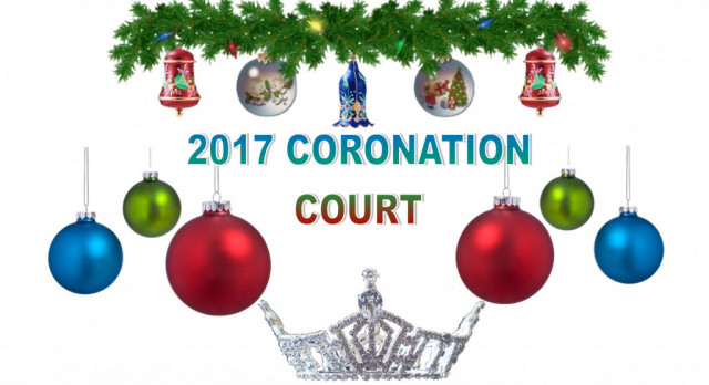ANNOUNCING OUR ATHLETES THAT ARE IN THE 2017 CORONATION COURT