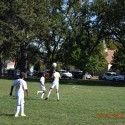 Boys Varsity Soccer Sept 29 vs Rampart