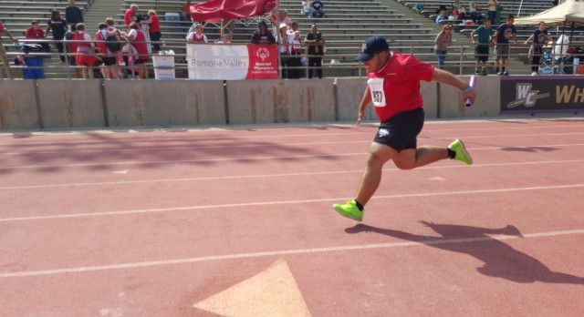 JGHS athletes compete at Special Olympics