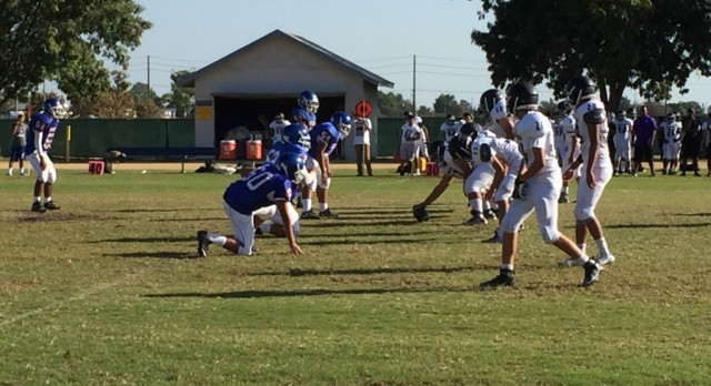 FS Football Makes a Comeback Against Hoover