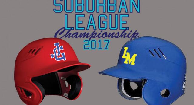 Varsity Baseball Suburban League Championship