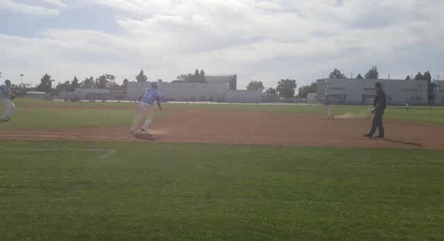 Baseball Beats Cerritos 3-2