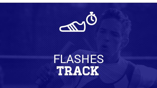 Lady Flashes Track Sectional Runner-Up
