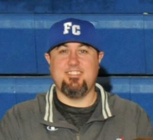 Coach Chuck Gillmore