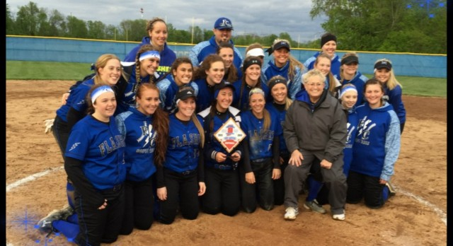 ** Franklin Central Girls Varsity — 2016 Conference Indiana Softball Champions **