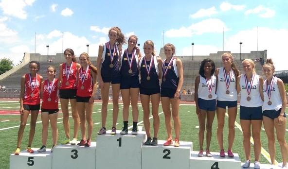 TALHELM SHINES at MEET of CHAMPIONS
