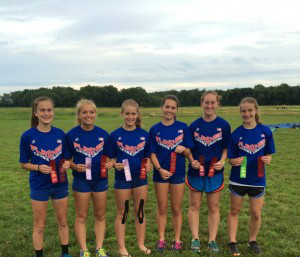 Lady Flashes 2nd at Early Bird