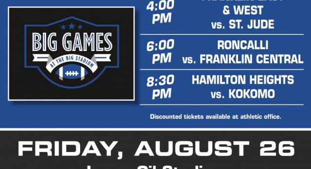 **LAST DAY TO GET DISCOUNT TICKETS TO LUCAS OIL – THE BIG GAME  **
