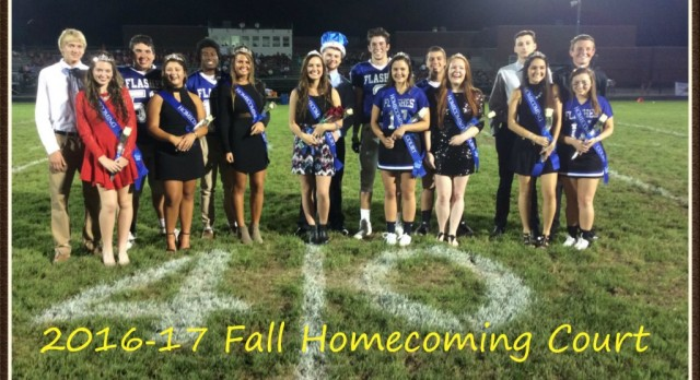 Homecoming Winners and Outcome