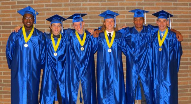 Congratulations to the 2017 Track Graduates