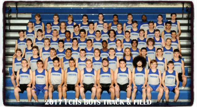 Boys Track and Field Regional Results