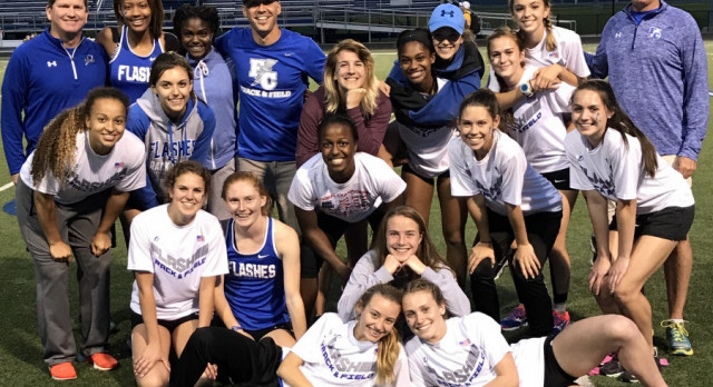 Flashes Have Historic Night at Regionals!