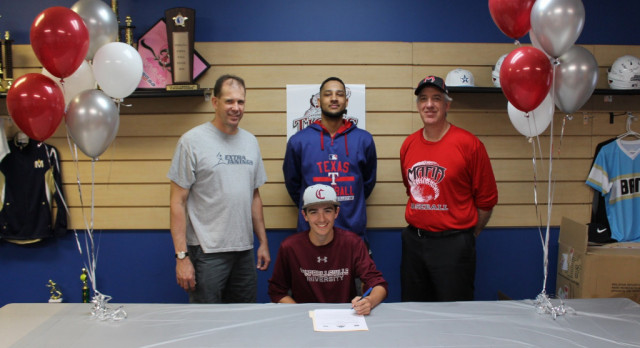 * Yet Another College Signing! *