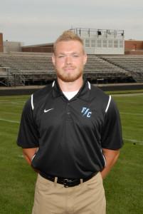 Coach Derek Magee