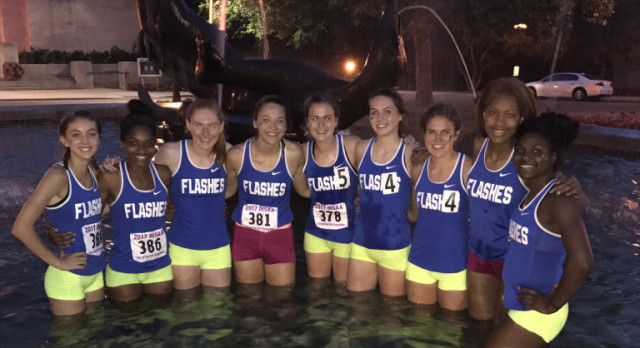 Flashes 23rd at State Championships